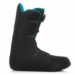 Dětské boty Gravity Micra black/pink