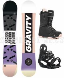 Dámský komplet Gravity Voayer (rychlostahovací boty)