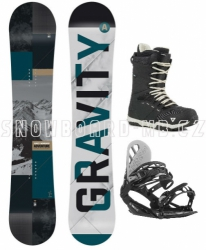 Snowboard komplet Gravity Adventure