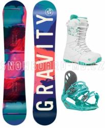 Dívčí snb komplet Gravity Fairy (větší boty)