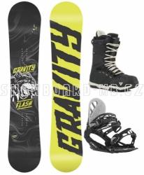 Juniorský komplet Gravity Flash (větší boty)