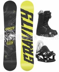Dětský komplet Gravity Flash (boty s kolečkem)