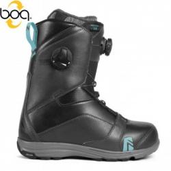 Dámské boty Nidecker Lunar Heel Lock Focus charcoal