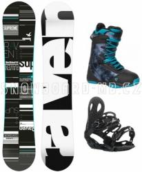 Dámský snowboardový komplet Raven Supreme