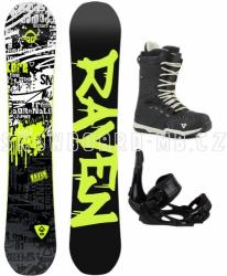 Snowboardový komplet Raven Core