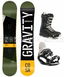 Snowboard komplet Gravity Cosa 2019/20
