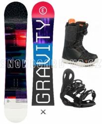 Dámský komplet Gravity Electra (boty s kolečkem)