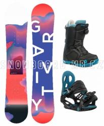 Dívčí snb komplet Gravity Fairy (boty s kolečkem) 2019/2020