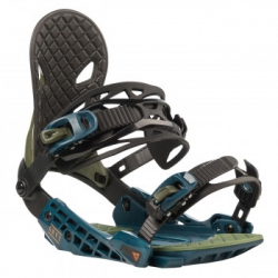 Vázání Gravity G2 black/blue/olive