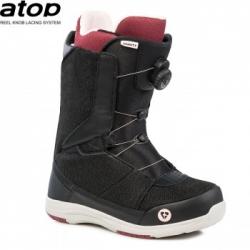 Dámské snowboardové boty Gravity Sage Atop black