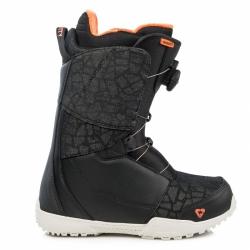 Dámské boty Gravity Aura Atop black/coral