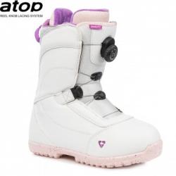 Dětské boty Gravity Micro Atop white