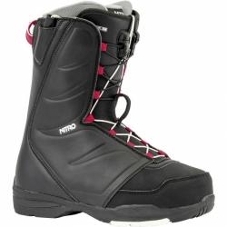 Dámské boty Nitro Flora TLS black 2019/20