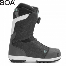 Dámské boty Nidecker Onyx Coiler slate
