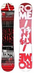 Snowboard Rome Cheaptrick Rocker SDS