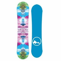 Dívčí snowboard Trans Fe girl lotus
