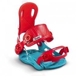 Dětské vázání Völkl Fastec Vision Jr red/blue