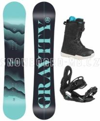 Dámský komplet Gravity Sirene (boty s kolečkem)