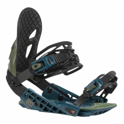 Vázání Gravity G2 black/blue/olive 2020/2021