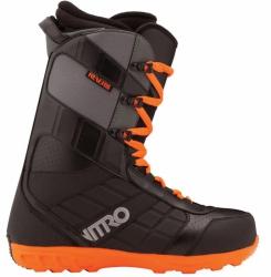 Snowboardové boty NITRO REVERB black/grey/orange