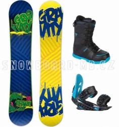 Snowboard komplet Gravity Team