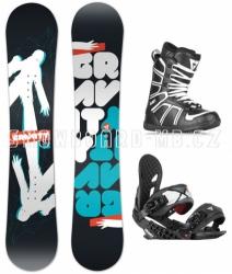 Pánský snowboard komplet Gravity Adventure 2