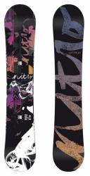 Dámský snowboard Nitro Mystique gullwing