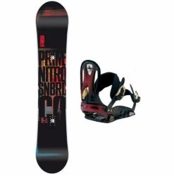 Snowboard set Nitro Prime