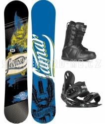 Snowboard komplet Lamar Hunter