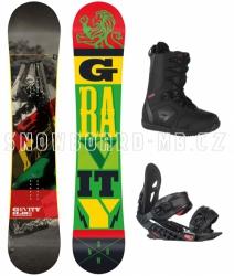 Snowboard komplet Gravity Silent
